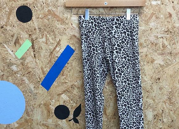 Leopard Print Leggings - Age 10