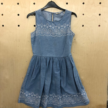 Dress - light blue - Size 8  (woman)
