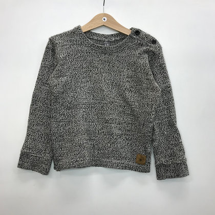 Jumper - Elbow Patches - Age 4