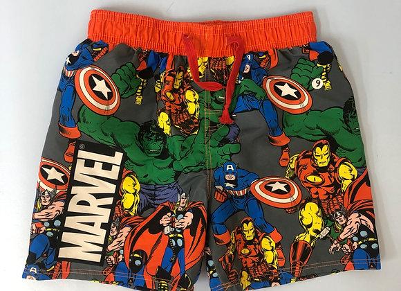 Marvel Boys Swim Trunks Age 9