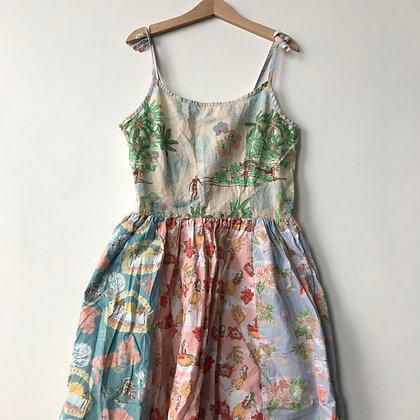 Dress - Multi Pattern - Age 9