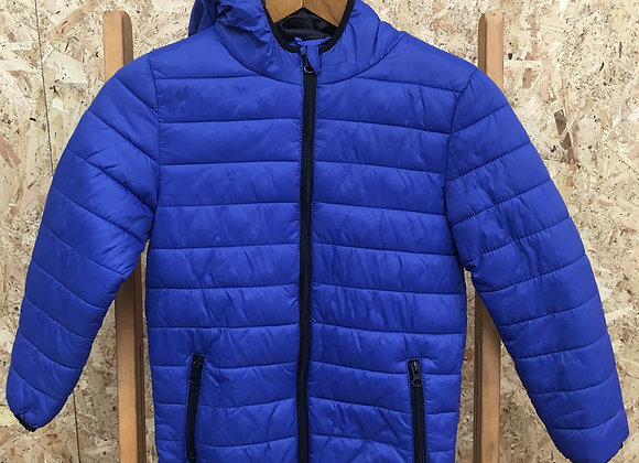 Jacket - Puffer, blue - Age 7