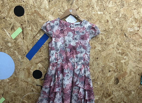 Dress - Foral - Age 11