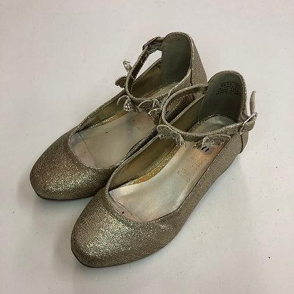Shoes - Monsoon kitten heel - Shoe size 11 (jr)