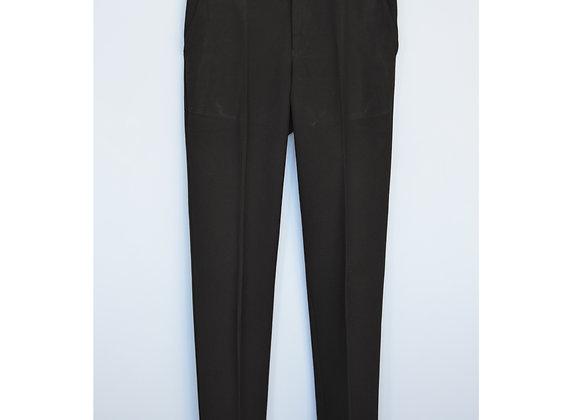 Trousers - M&S Black Adjustable (tb2)