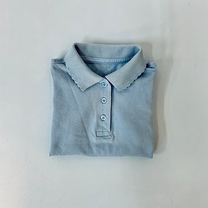 Poloshirt - Uniform - Scalloped collar