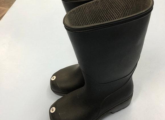 Wellies - Black - Shoe size 10 (jr)
