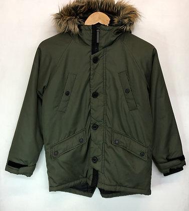 Jacket - Dark Green - Age 9