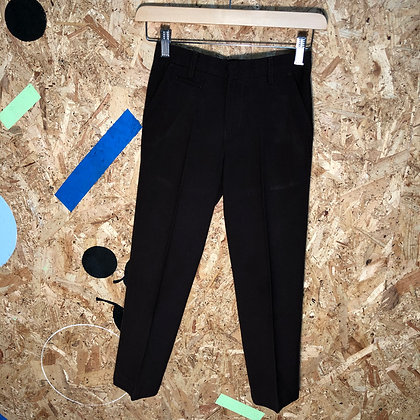 Trousers - Uniform - Brown with adjustable waist