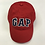 Thumbnail: Cap - Red Gap