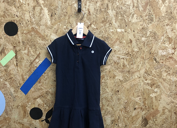 Dress - Jersey with collar - Age 5