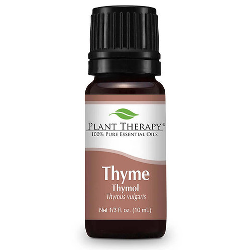Ulei esential de cimbru Plant Therapy - Aromaterapie