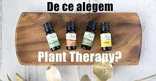 Uleiuri esentiale Plant Therapy beneficii si proprietati