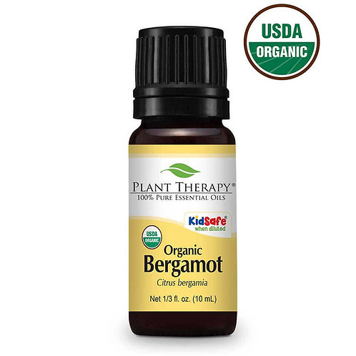 Ulei esential organic de Bergamota - Plant therapy Aromaterapie
