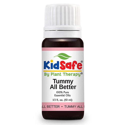 Amestec de uleiuri esentiale pentru Calmarea burticii- Plant Therapy - Aromaterapia