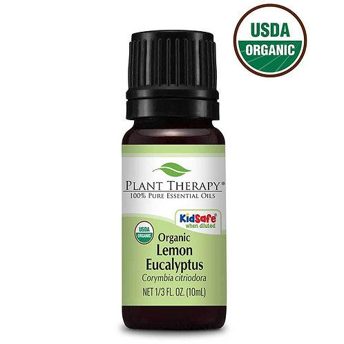 Ulei esential de lamaie si eucalipt Plant Therapy