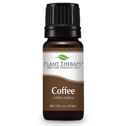 Cafea - Ulei esential Coffee, Plant Therapy, 10 ml