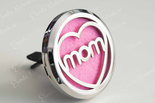 Difuzor de uleiuri esentiale pentru masina - model MOM