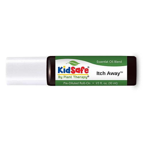 Itch Away – Roll-on cu uleiuri esentiale anti-mancarime, KidSafe, 10 ml