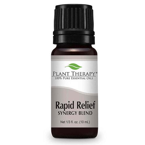 Amestec Uleiuri esentiale Rapid Relief Plant Therapy