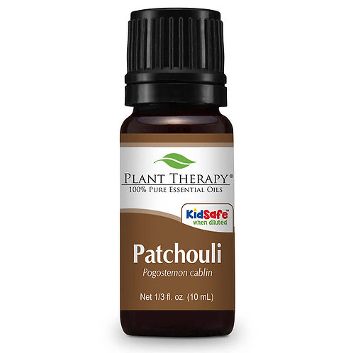 Ulei esential de Patchouli -Plant Therapy Kidsafe