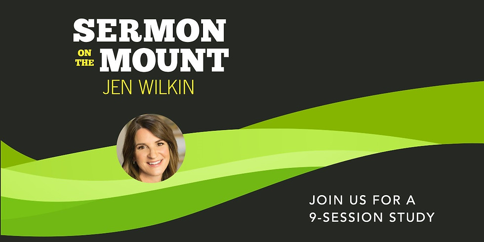 Women's Learning Group | Sermon on the Mount
