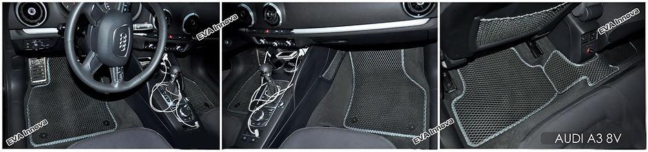 Корки Eva Innova для Audi A3 8V