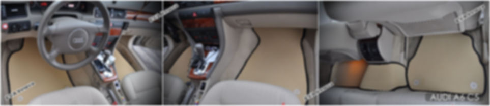 Коврики Eva Innova для Audi A6 C5