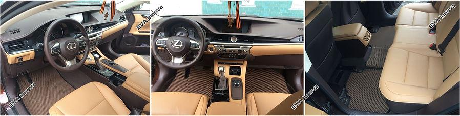 Коврики Eva для Lexus LX