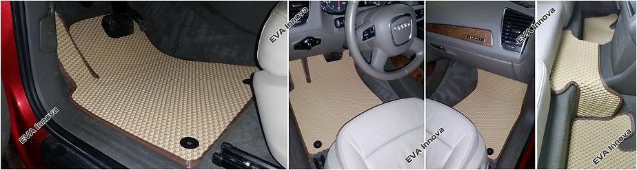 коврики eva Audi Q7