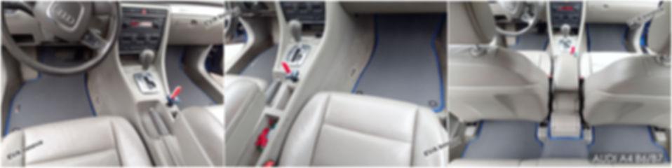 Коврики Eva Innova для Audi A4 B6-B7