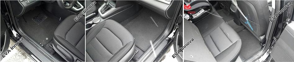 Коврики Eva для Hyundai Elantra