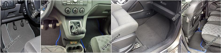 Коврики Eva Innova для Ford C-Max