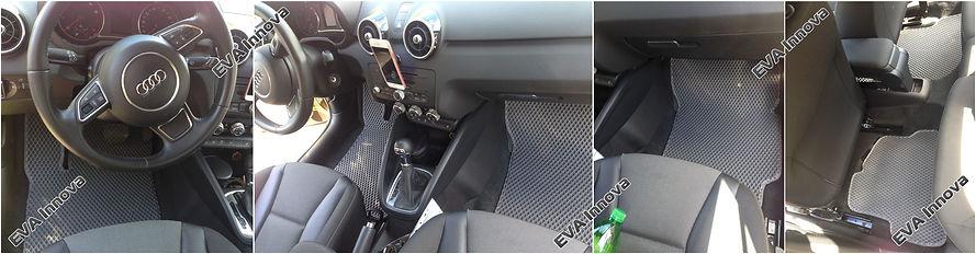 коврики eva Audi A1