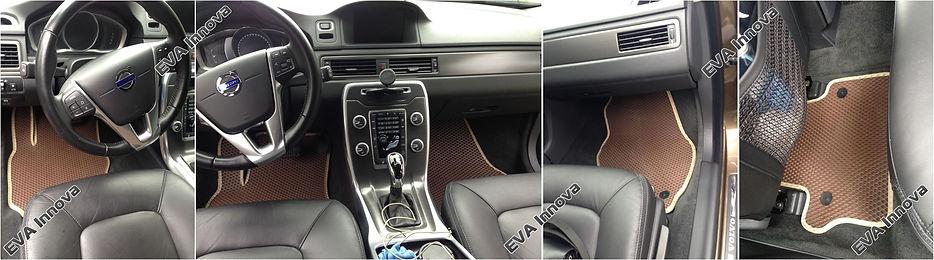 Коврики EVA для Volvo XC70
