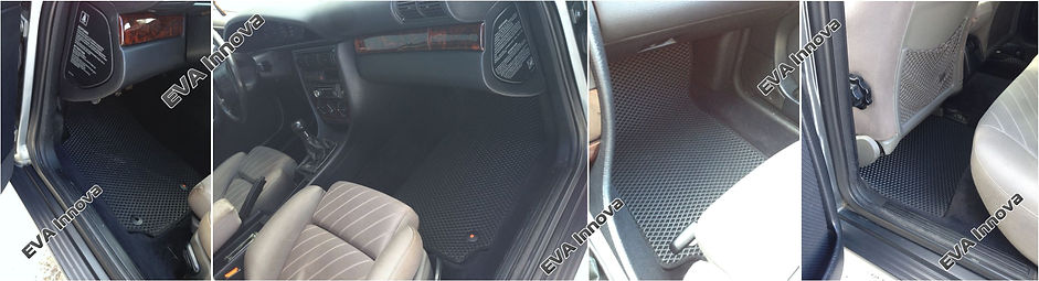 Коврики Eva Audi 100