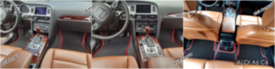 Коврики Eva Innova для Audi A6 C6