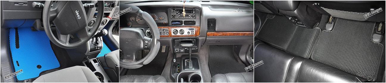 Коврики Ev Innova для Jeep