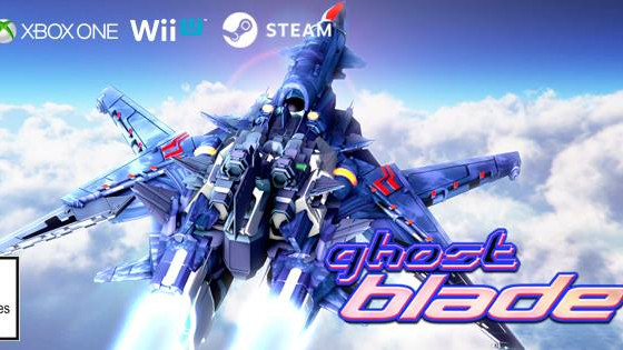 Out Now! Ghost Blade HD