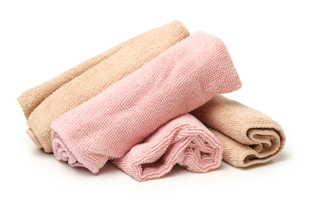 microfiber towel for hair