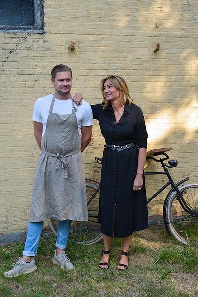 Ann en Maxime bakkerij Hemiksem Philip's Biscuits