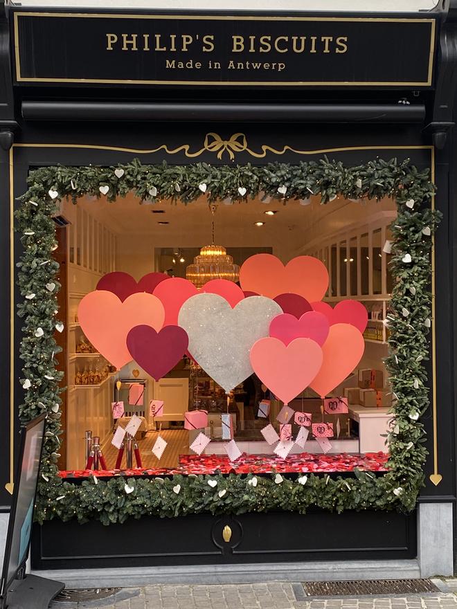 Etalage Valentijn 2021