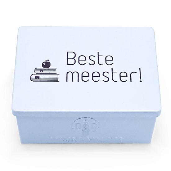 Blikken voor Beste Juf & Meester