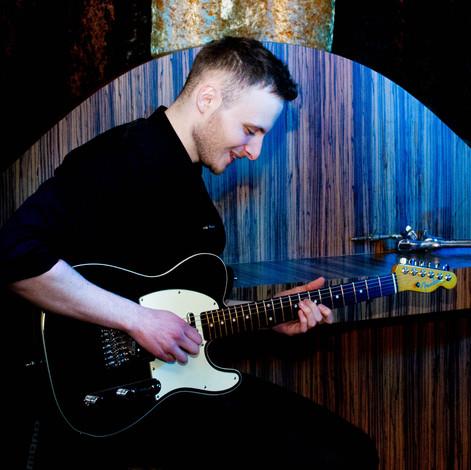David - Guitar & Vocals