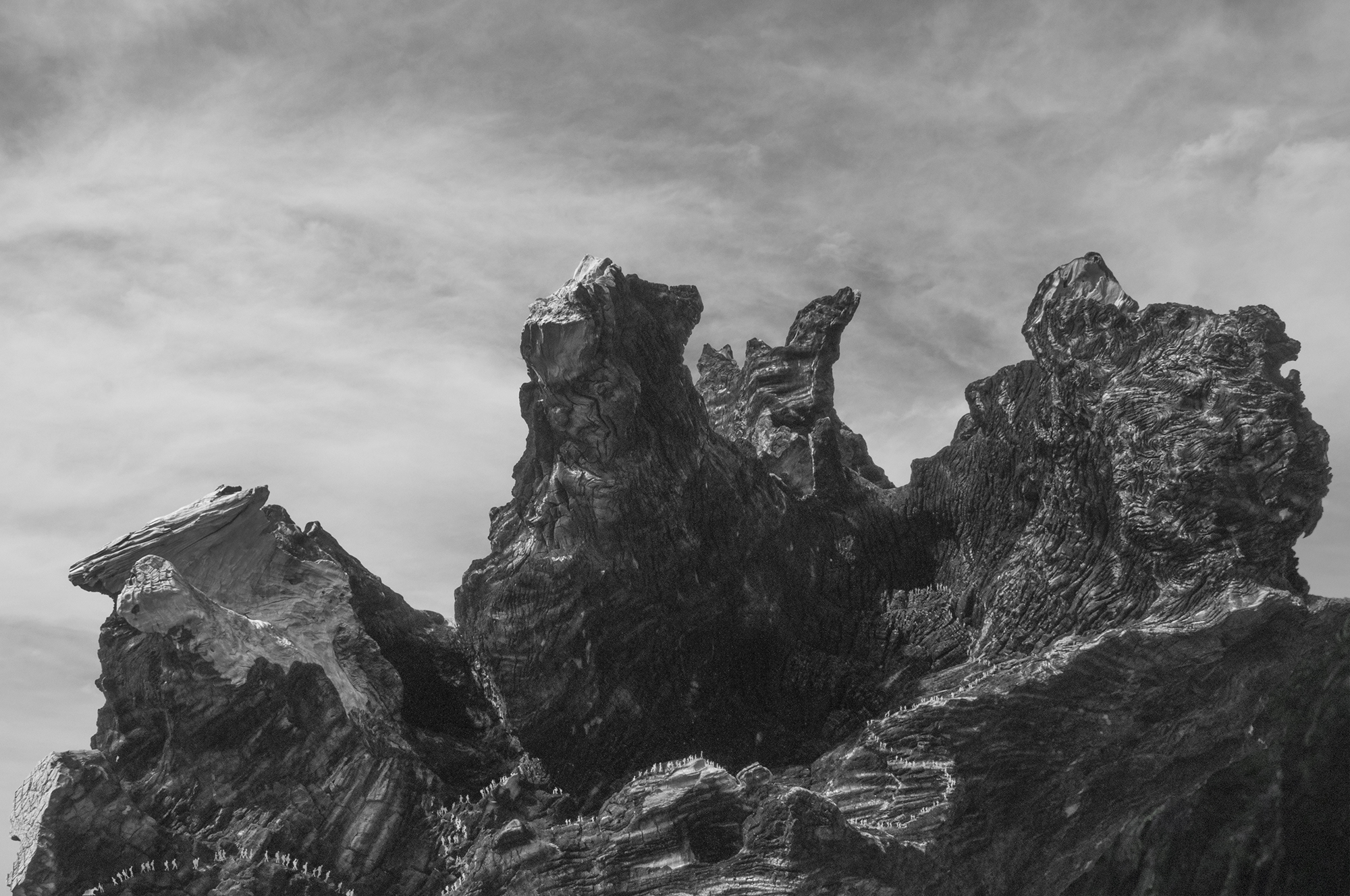 Charred Mountain