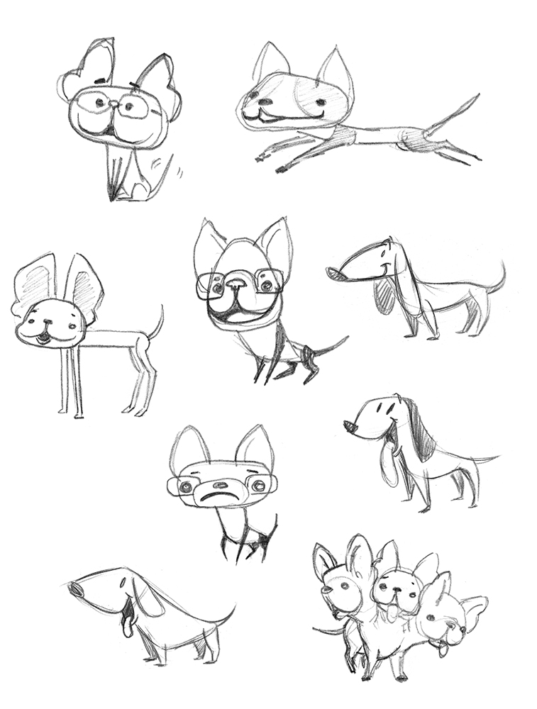 Dogs Dogs Dogs