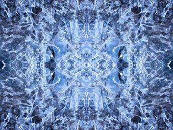 Frozen Mandalas
