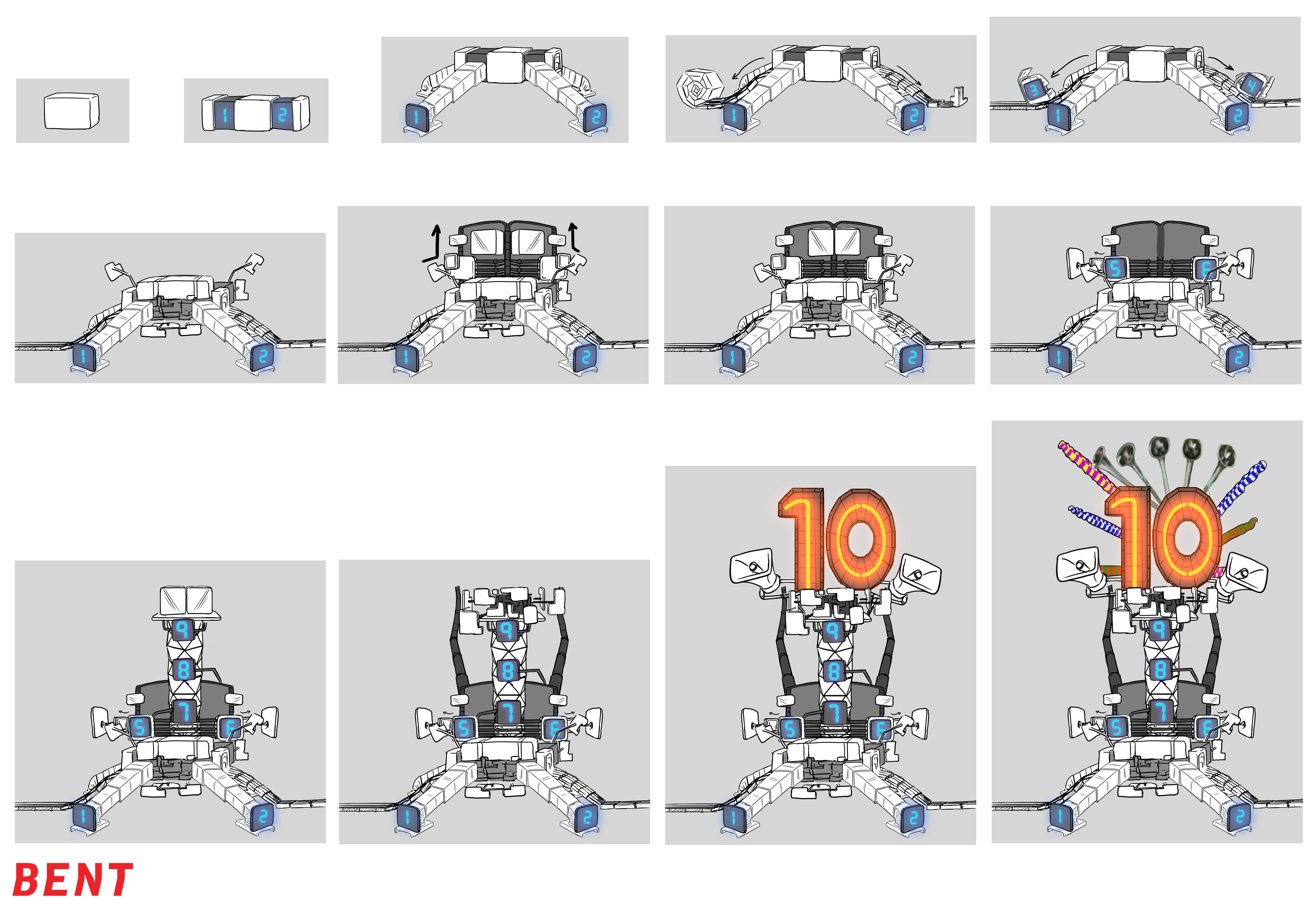 Machine Sequence