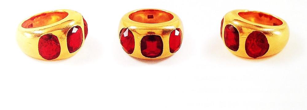 anel , rubi , anel de rubi, anel do signo de capricornio