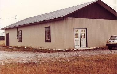 EEPN Église Évangélique de la Petite-Nation St-André-Avellin Outaouais bâtiment 1986